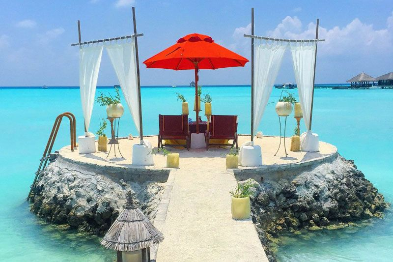 Maldives Packages From Delhi